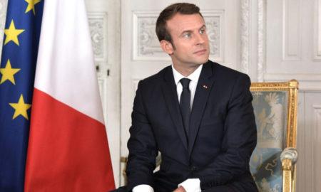 Emmanuel Macron, Président de la République. Photo Internet