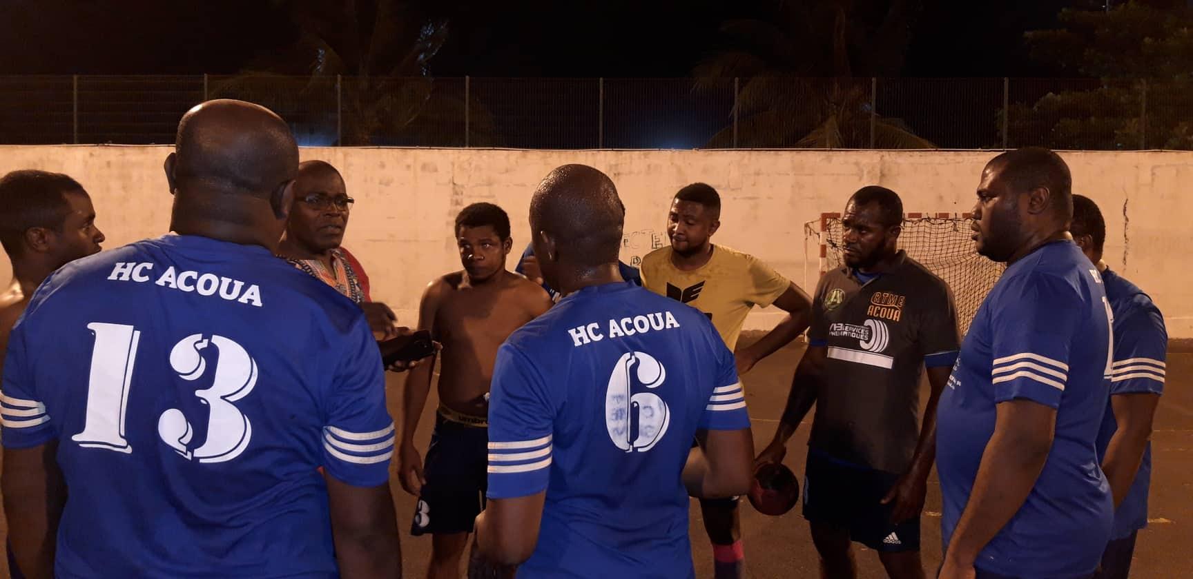 HC Acoua vs Chirongui, Oct 2019