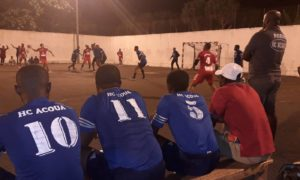 HC Acoua vs HC Kani-Kéli, 26 octobre 2019