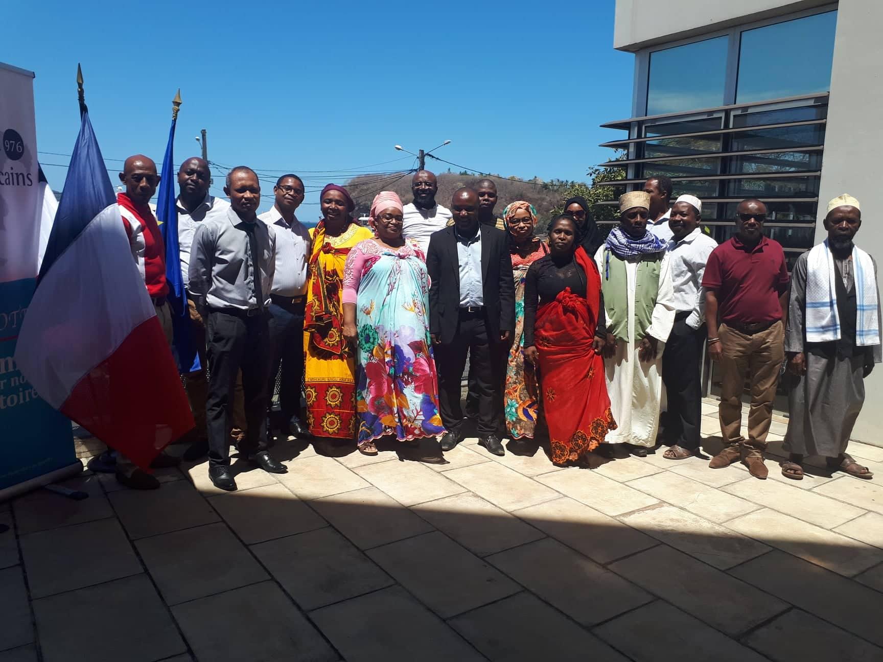 Les Républicains, municipales Acoua, septembre 2019, hôtel Caribu