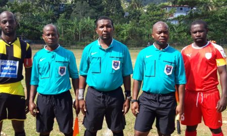 Racine du Nord stoppé pour la Coupe de Mayotte, 15 sep 2019