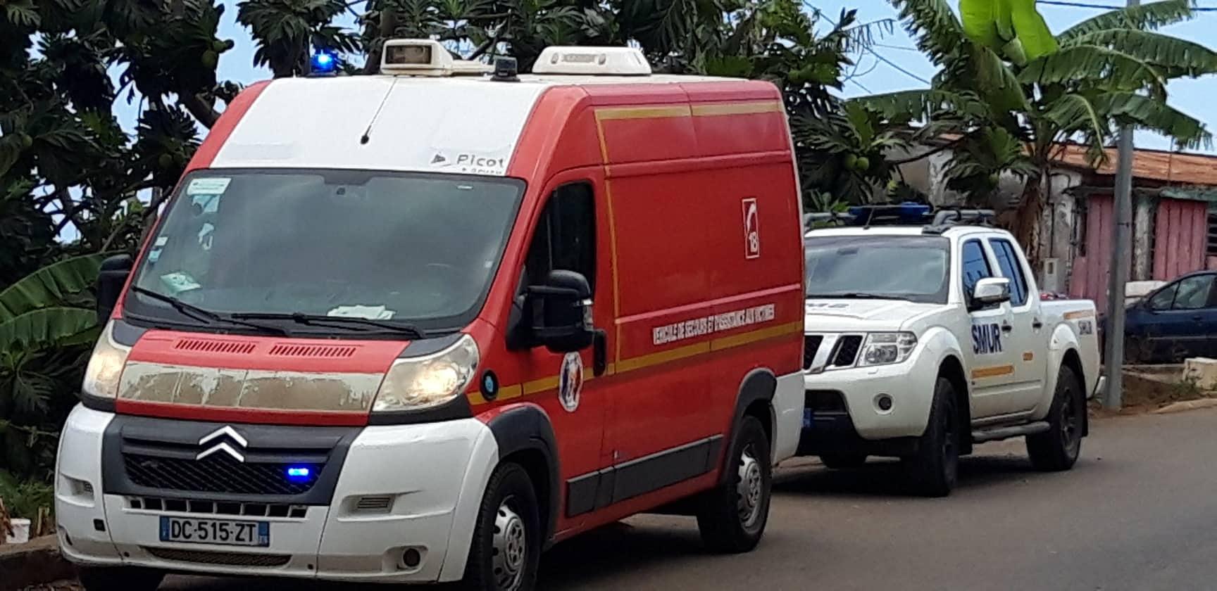 Secours Pompiers Smur Mayotte, 11 sep 2019 Acoua