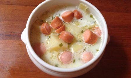 Soupe des vendangeurs. Photo Recettes Nadine