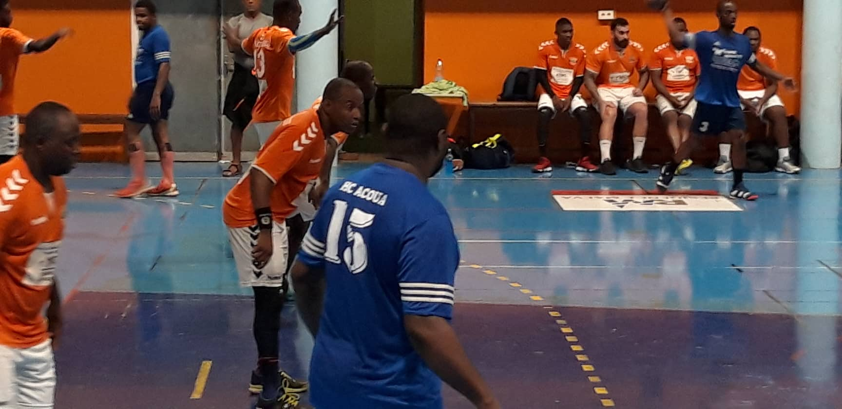 HCA vs HC Labattoir, Coupe de Mayotte, déc 2019