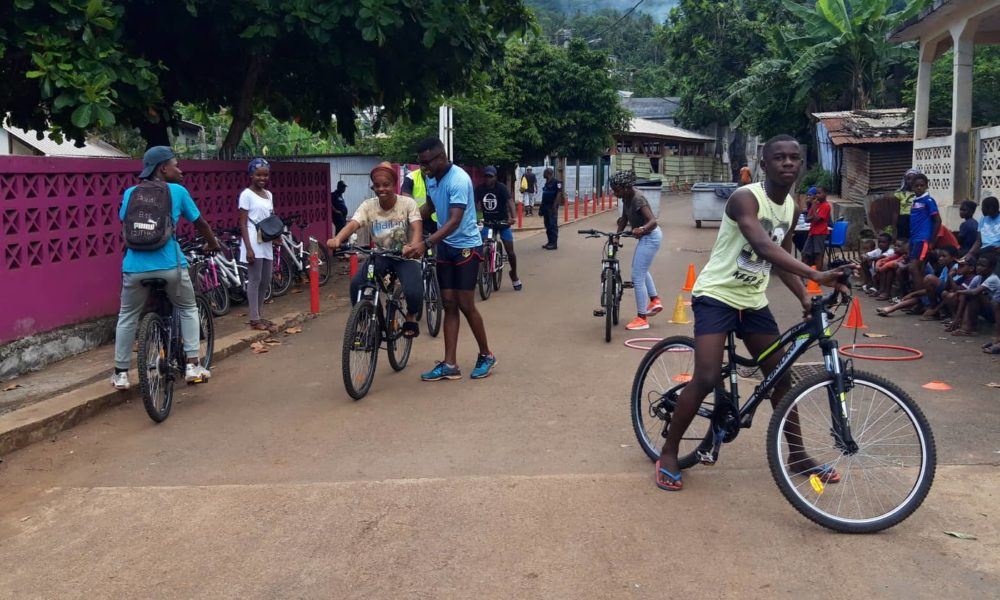 Journée sans véhicule à Acoua, 1 décembre 2019