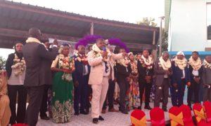 La Gauche se présente à M'tsangadoua, 2 fevrier 2020