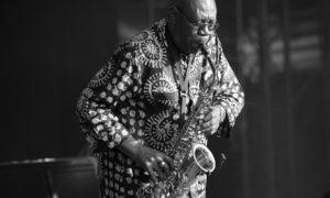 Manu Dibango, saxophoniste, décédé à 86 ans