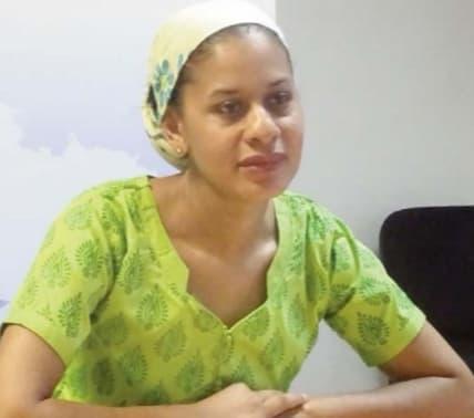 Sarah, profession médicale