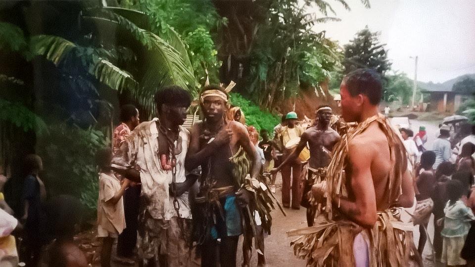 Carnaval Abolition de l'esclavage Acoua, 27 avril 1998