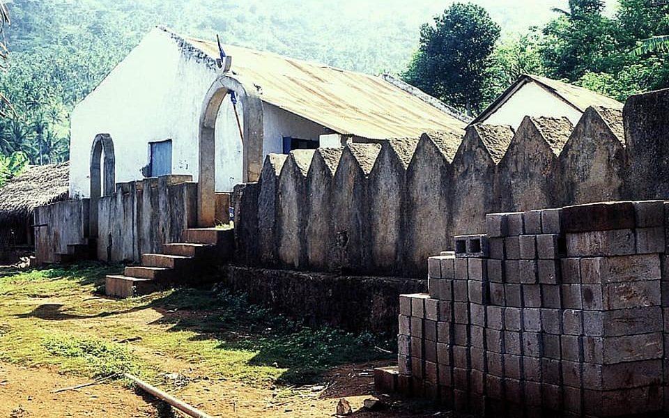 Mosquée Zawiyani Acoua. Photo Internet