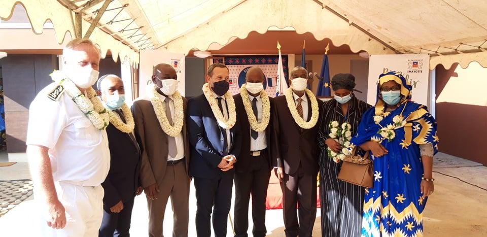 Inauguration PMI Acoua 26 10 2020