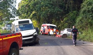 Accident de la route Acoua Mayotte 19 11 2020