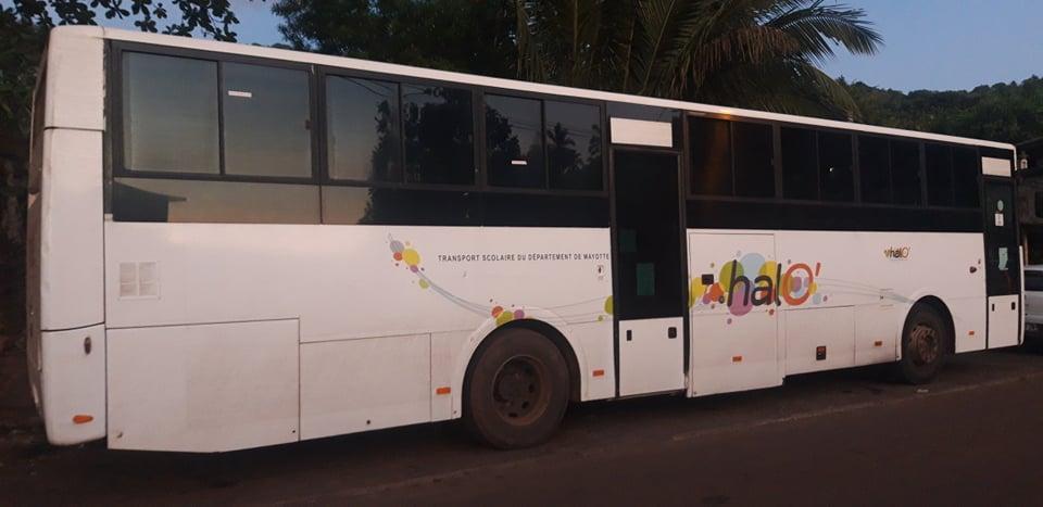 Bus Matis transport scolaire 12 11 2020