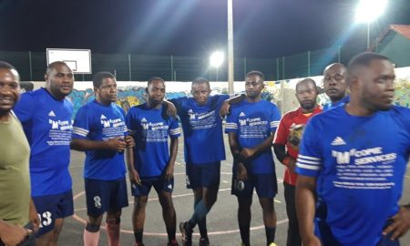 HC Acoua Tournoi amical Handball 10 11 2020