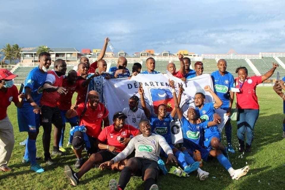 FCM qualifié 32 eme CdF La Réunion