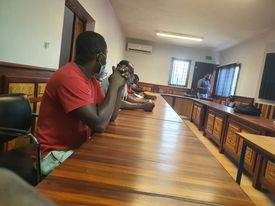 Salle de réunion Mairie Acoua
