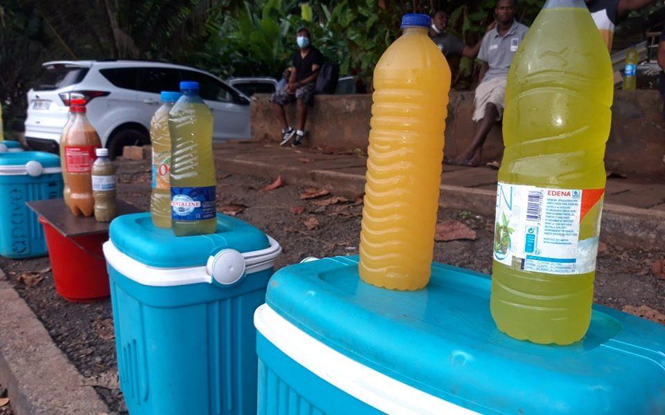 Consommation produits locaux frais Acoua