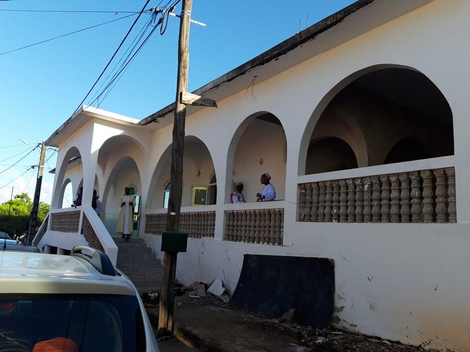 Mosquée Vendredi Acoua avril 2021
