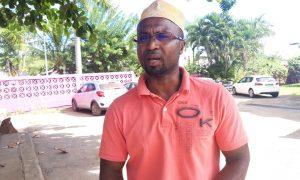 Eric Abdou, élu président de Louba Junior Acoua