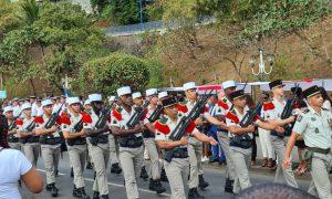 Défilé traditionnel 14 juillet21