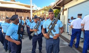 Gendarme réserviste Soumaila Madi médiallé défence nationale